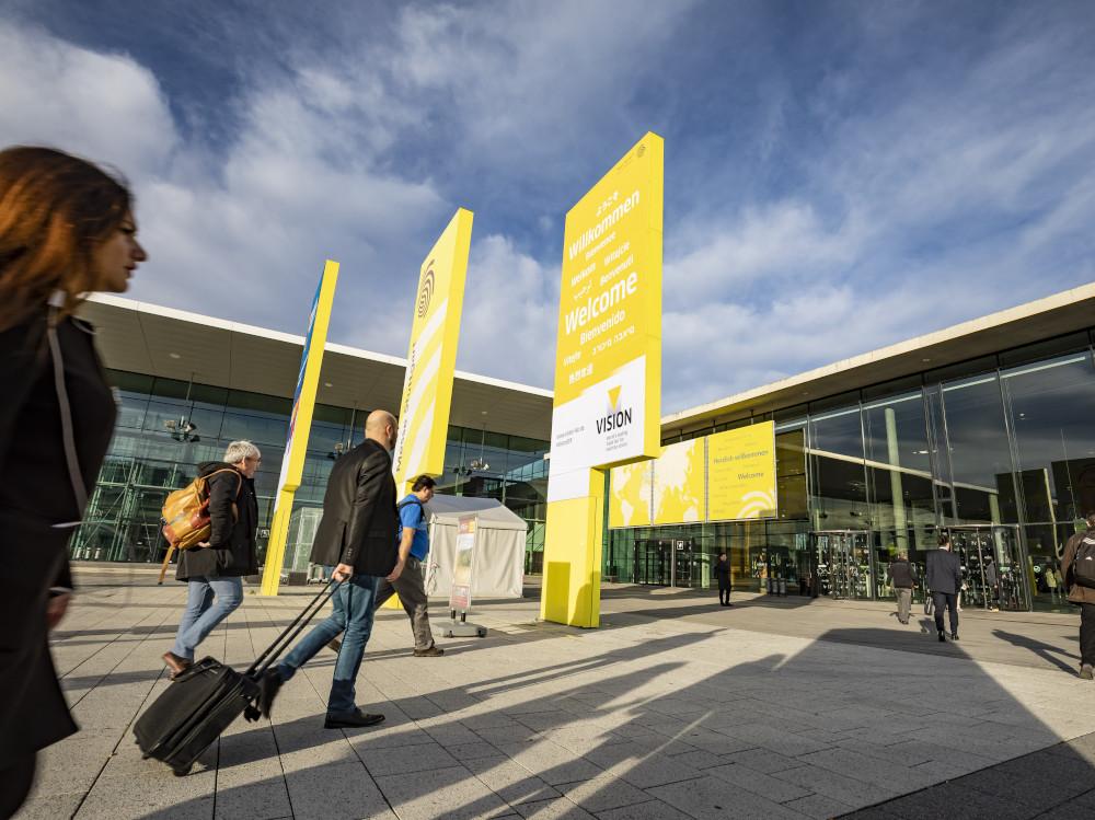 Bildverarbeitungsmesse Vision in Stuttgart